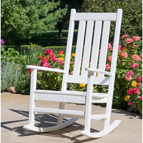 Vineyard Porch Rocking Chair by POLYWOOD®