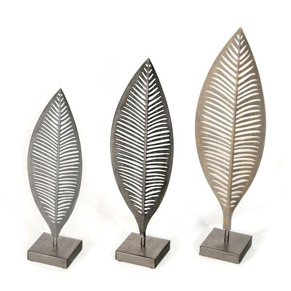 Yannick 3 Piece Sculpture Set by Union Rustic