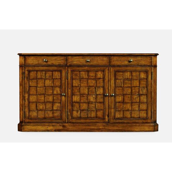 Three Door Sideboard by Jonathan Charles Fine Furniture Jonathan Charles Fine Furniture