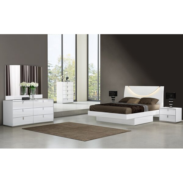 Lorentz 2 Piece Dresser Set by Orren Ellis