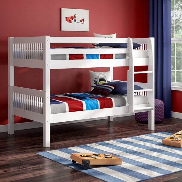 Isabelle Twin over Twin Bunk Bed by Viv + Rae