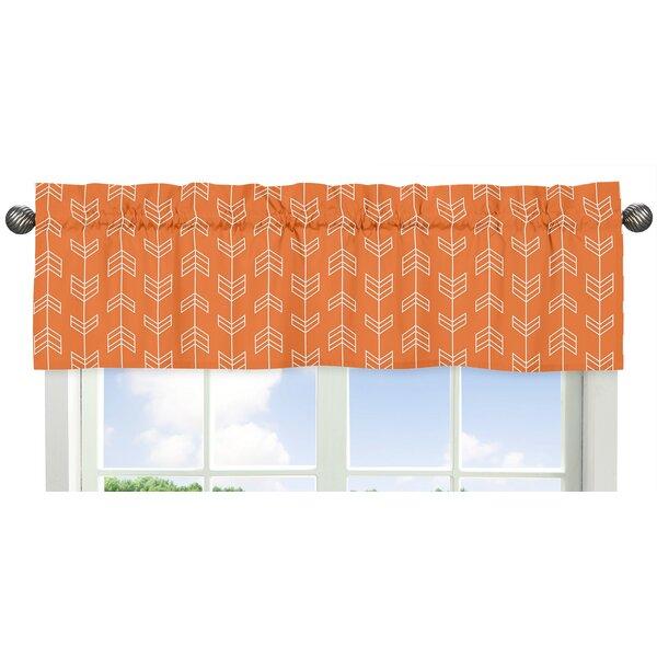 Arrow Print Curtain Valance By Sweet Jojo Designs.