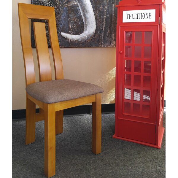 Gothenburg Solid Wood Dining Chair (Set of 2) by Bellasario Collection