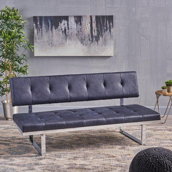 Euharlee Upholstered Bench by Orren Ellis Orren Ellis