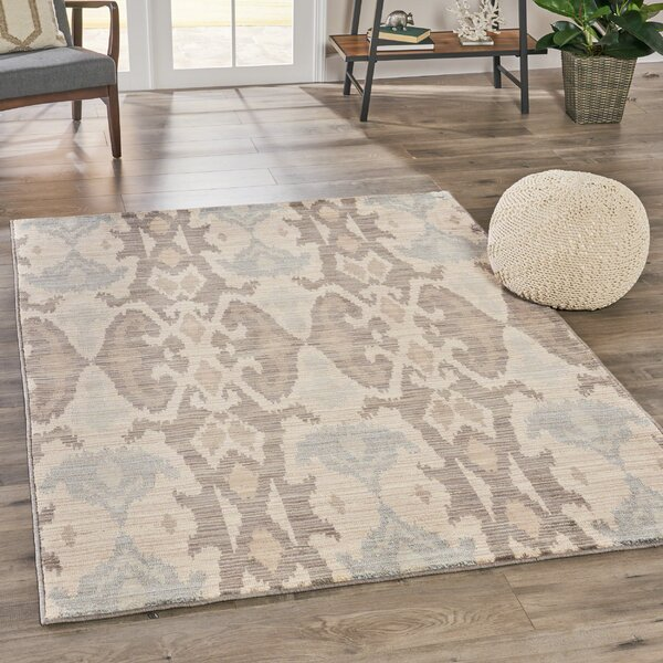 Eastford Ivory Area Rug by Bungalow Rose