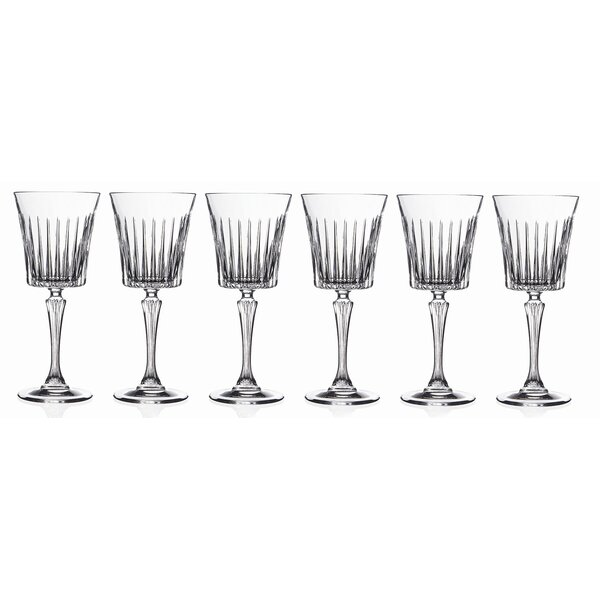 Timeless Crystal Liqueur Glass (Set of 6) by Lorren Home Trends
