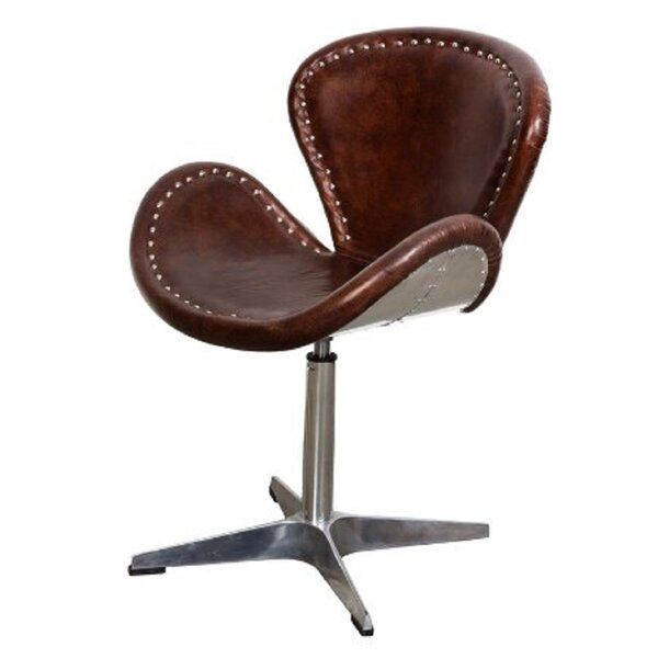 Eloise Swivel Lounge Chair By 17 Stories