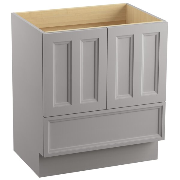 Damask™ 30 Vanity with Toe Kick, 2 Doors and 1 Drawer by Kohler