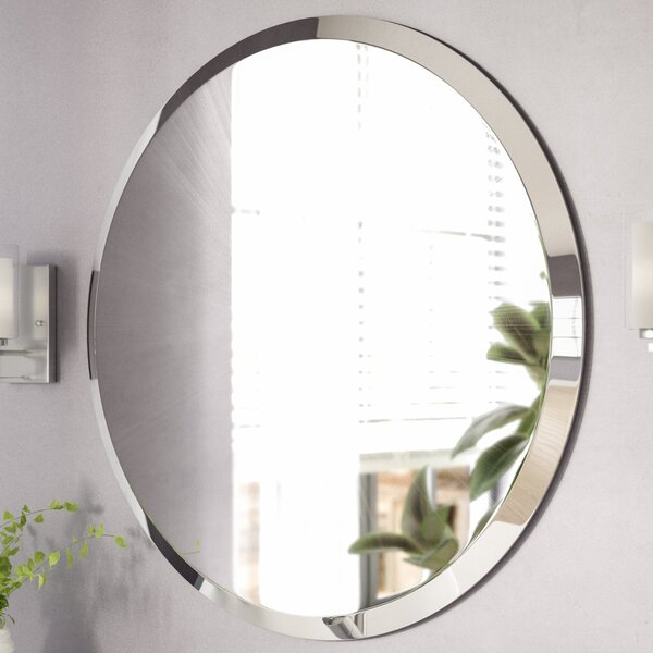 Valtierra Bathroom/Vanity Mirror by Mercury Row