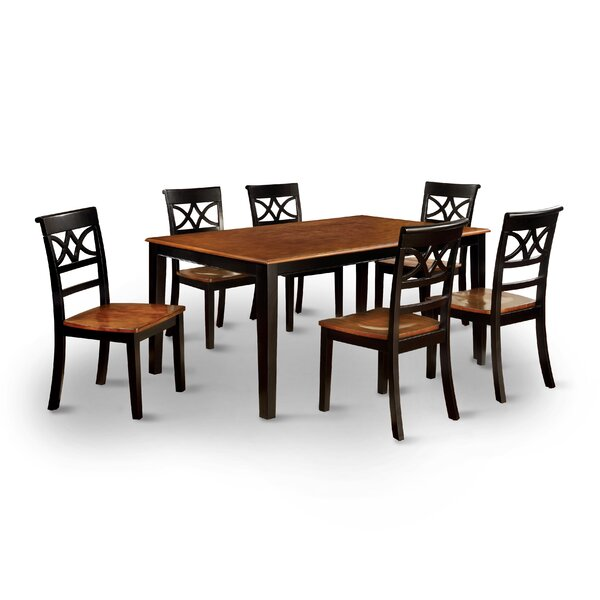 Paulette 7 Piece Dining Set by Darby Home Co Darby Home Co
