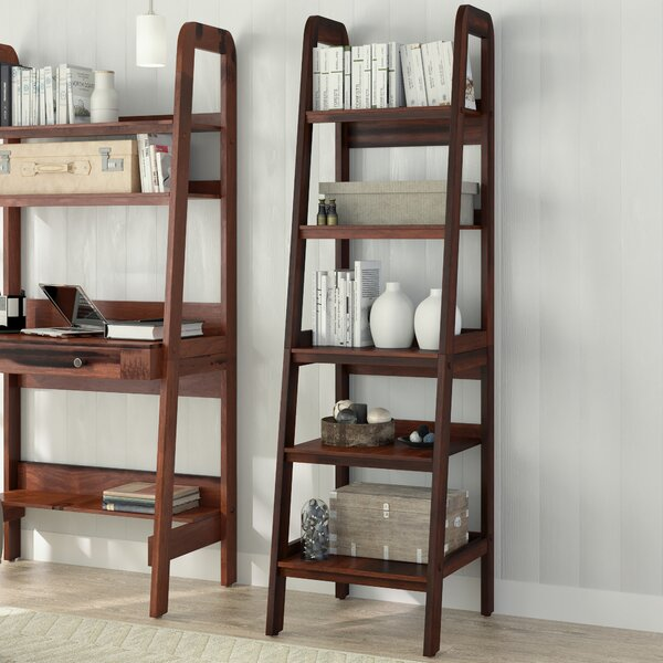 Quattro Ladder Bookcase by Red Barrel Studio