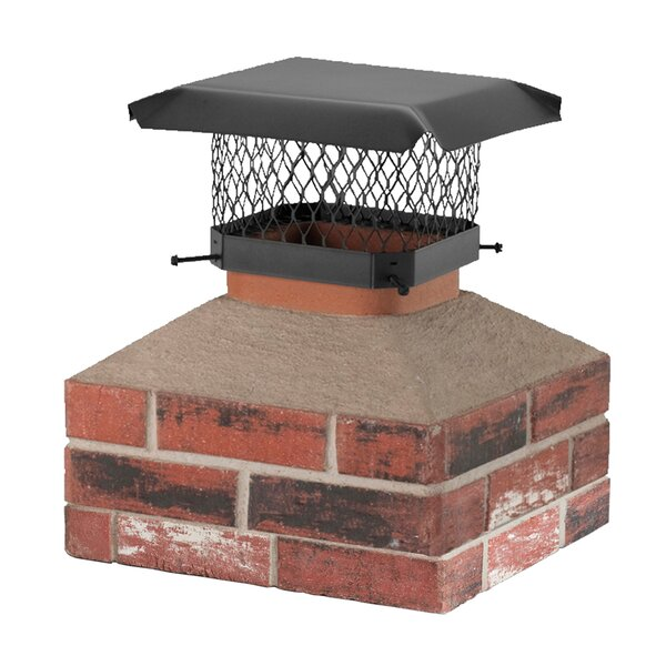 Shelter Galvanized Chimney Cap by Shelter