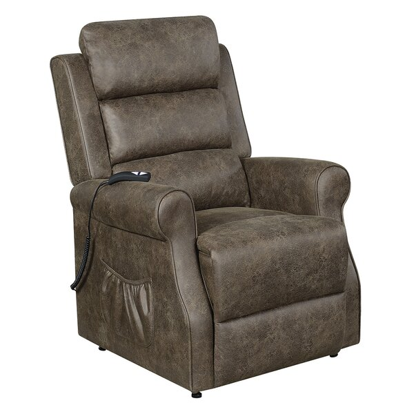 Compare Price Nida Power Lift Assist Recliner