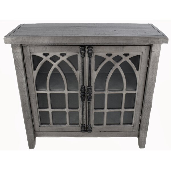 Roger 2 Door Accent Cabinet by Gracie Oaks Gracie Oaks