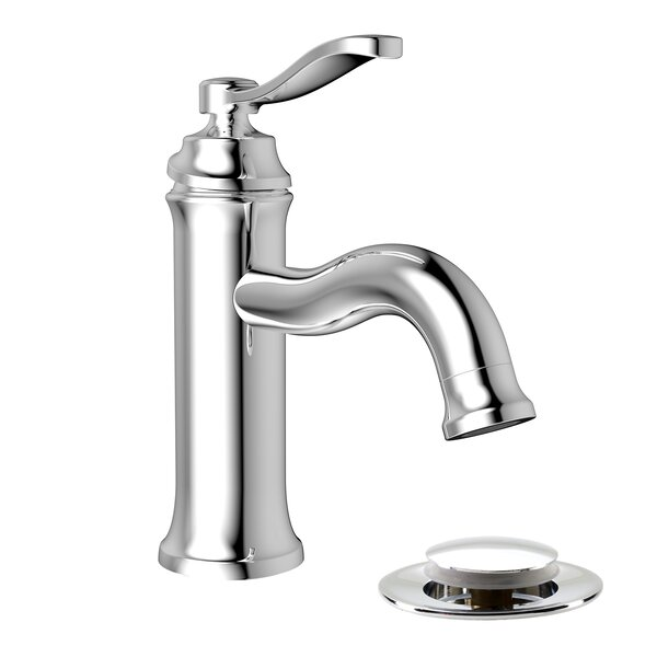 Belanger Single Hole Bathroom Faucet with Drain Assembly by Keeney Manufacturing Company Keeney Manufacturing Company