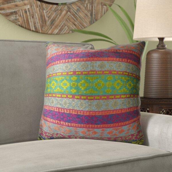 Robbs Handmade Luxury Pillow by Bloomsbury Market
