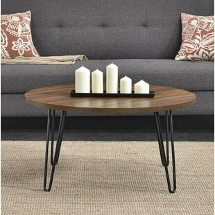 Bronstein Retro Coffee Table by Mercury Row