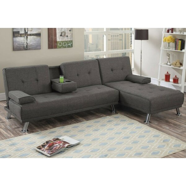 Gaye Right Hand Facing Sectional By Corrigan Studio