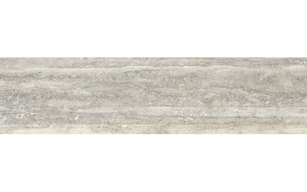 Vstone 9 x 38 Porcelain Field Tile in Nut Matte by Tesoro