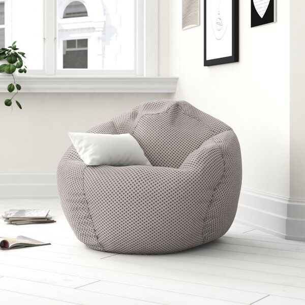 Standard Bean Bag Chair & Lounger By Zipcode Design