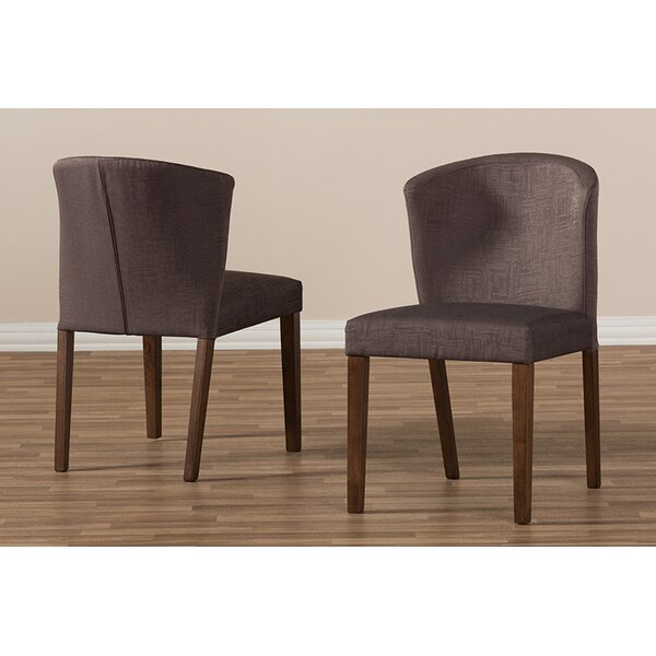 Seltzer Upholstered Dining Chair (Set of 2) by Ivy Bronx Ivy Bronx