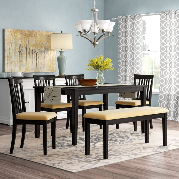 Oneill 6 Piece Dining Set by Andover Mills