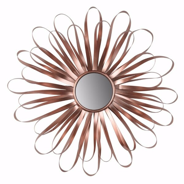 Sandee Chic Roselle Accent Mirror by Ivy Bronx