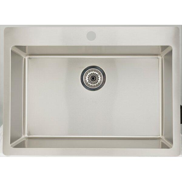 32 x 21 Drop-In Kitchen Sink