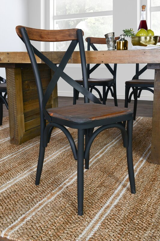 Bentley Solid Wood Dining Chair & Reviews | AllModern