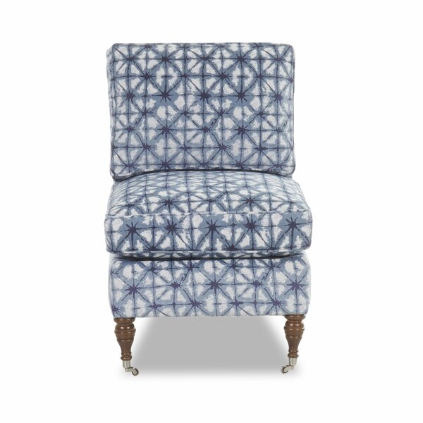 Valerie Slipper Chair by Bungalow Rose