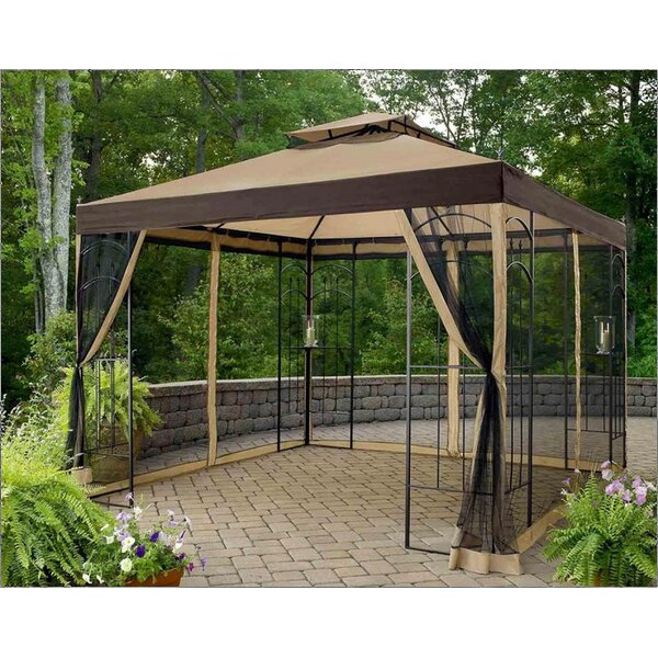Replacement Mosquito Netting for Winslow Gazebo by Sunjoy