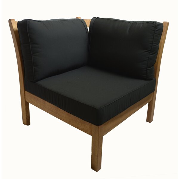 Kamea Sectional Deep Seating Corner Chair with Cushion by Haste Garden