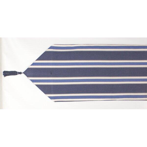Ellery Stripe Table Runner by RLF Home