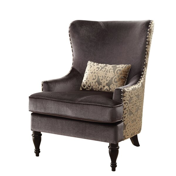 Justina Armchair by House of Hampton