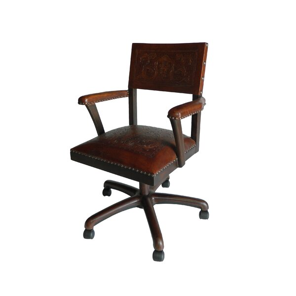 Navarette Desk Chair by Astoria Grand