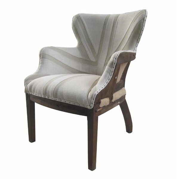 Jacques Armchair by White x White