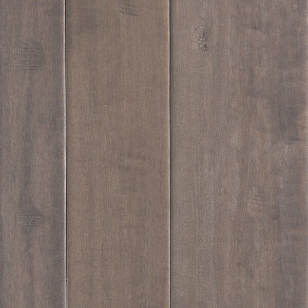 Kearny Random Width Engineered Maple Hardwood Flooring in Granite by Mohawk Flooring