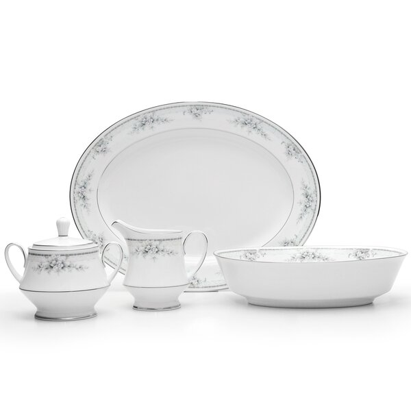 Sweet Leilani 5 Piece Completer Set by Noritake