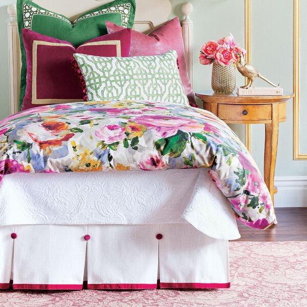 Cora Reversible Coverlet