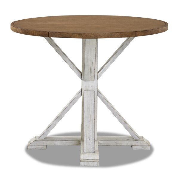 Trisha Yearwood Home High Life Counter Height Dining Table by Trisha Yearwood Home Collection
