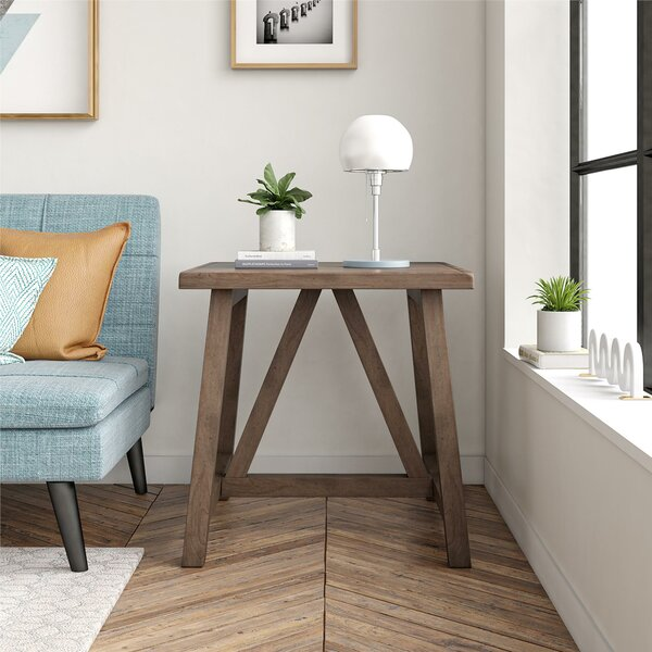 Wilfong End Table By Loon Peak