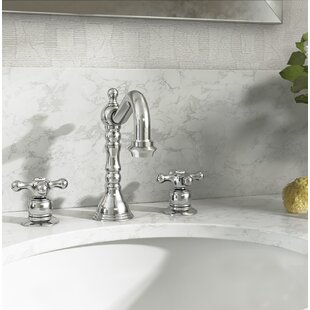 Carrington Widespread Bathroom Faucet with Drain Assembly by Symmons