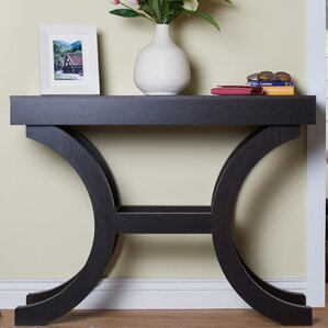 Tabitha Contemporary Console Table by Red Barrel Studio
