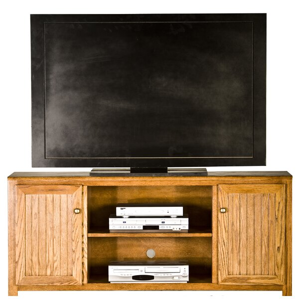 Adler Solid Wood TV Stand For TVs Up To 48