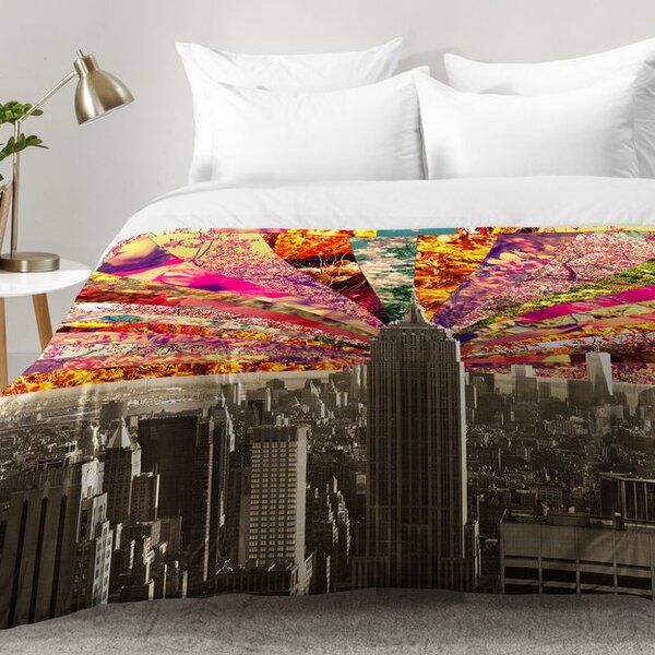 Blooming NY Comforter Set