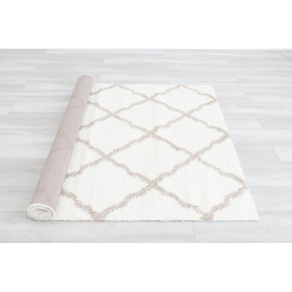 Bellaire Ivory Area Rug by Ivy Bronx