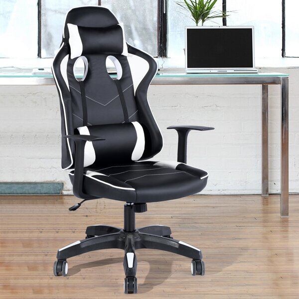 Sensational De Soto Gaming Chair By Ebern Designs Creativecarmelina Interior Chair Design Creativecarmelinacom