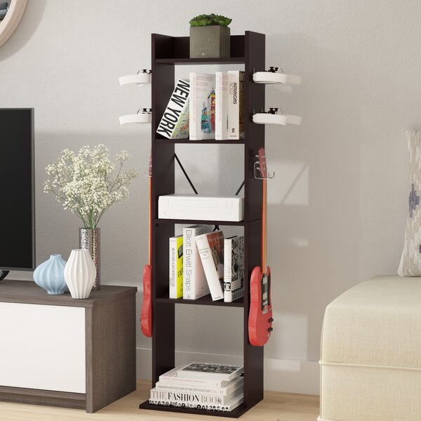 Conanso Standard Bookcase by Ebern Designs