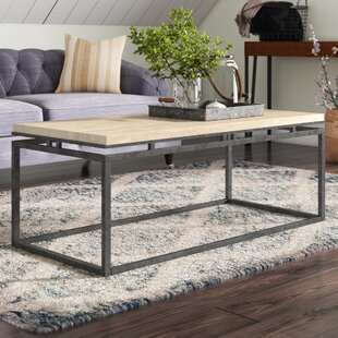 Columbiaville Coffee Table Gracie Oaks