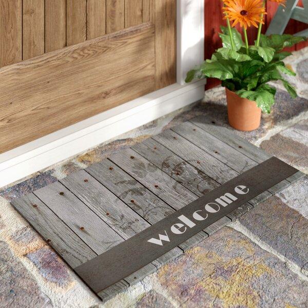 Awudi Boardwalk Doormat by August Grove